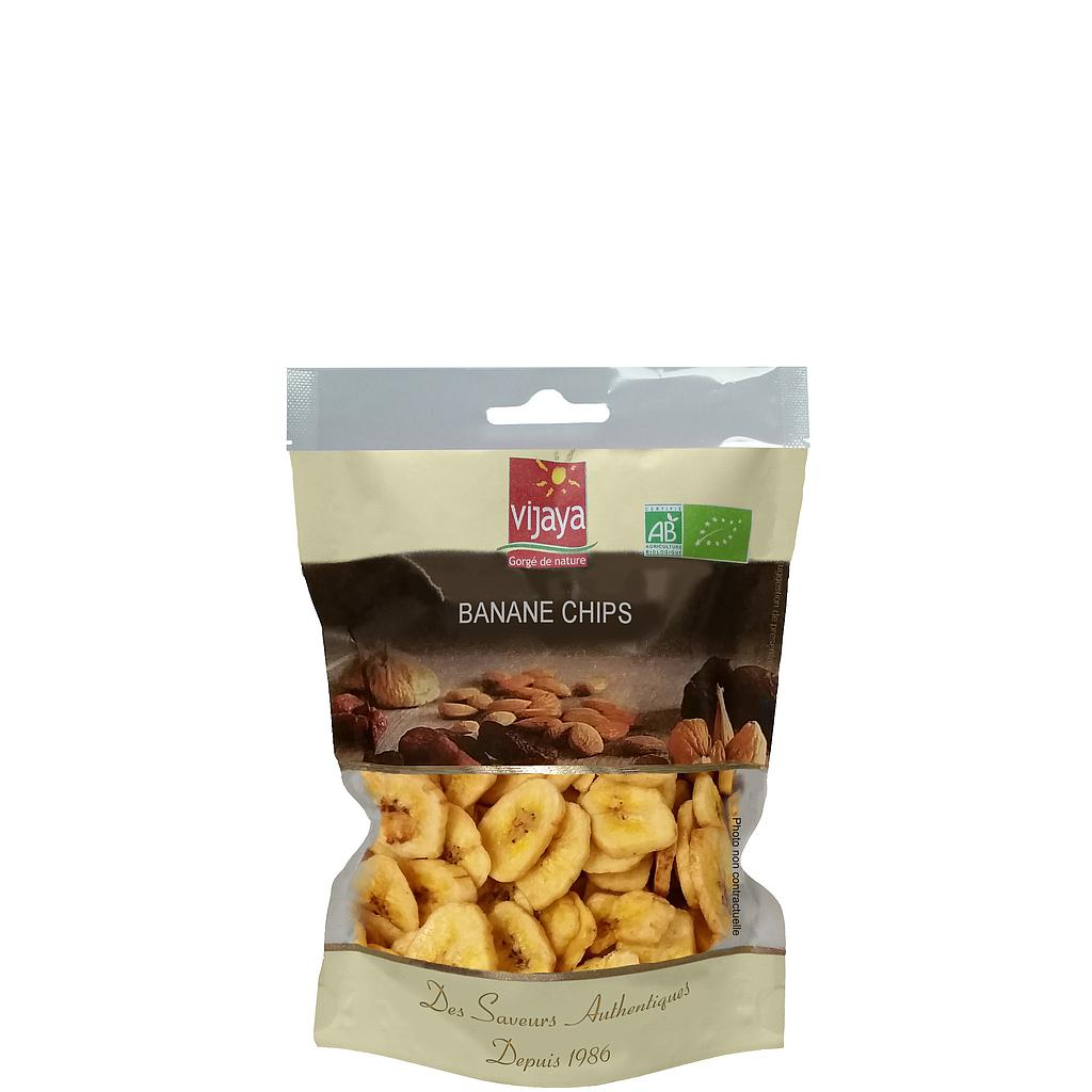 Banane Chips - PHILIPPINES - 125 g - Bio* & Equitable