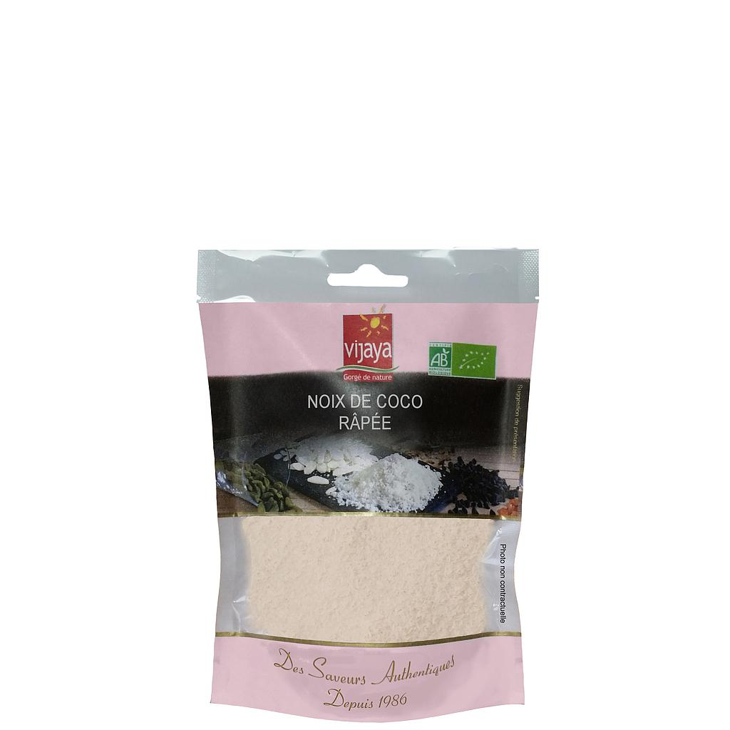 Noix de Coco Râpée - Medium-PHILIPPINES - 125 g - Bio* & Equitable